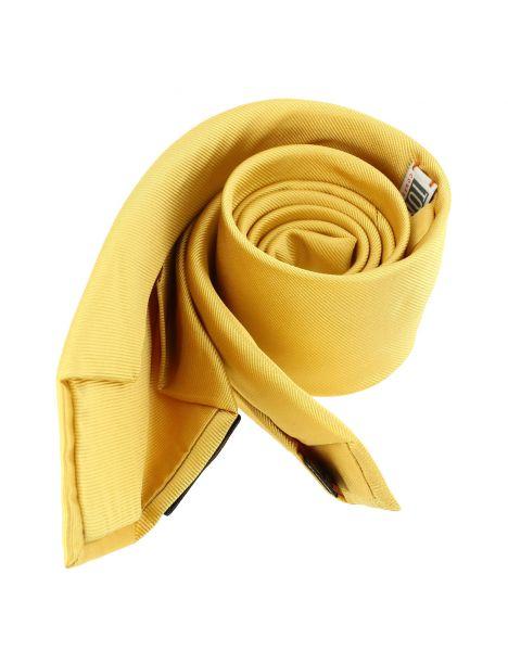 Cravate soie 6 plis, Oro, Faite à la main Tony & Paul Cravates