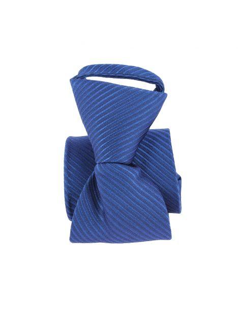 Cravate enfant, Petit Dandy bleu roy Pomme Carré Cravates