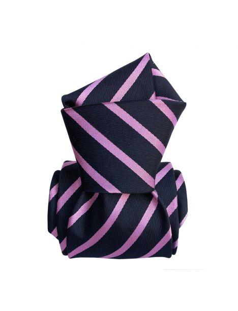 Cravate Classique Segni Disegni, Ravenne rose Segni et Disegni Cravates