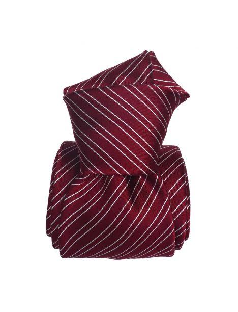 Cravate Classique Segni Disegni, Côme rouge Segni et Disegni Cravates