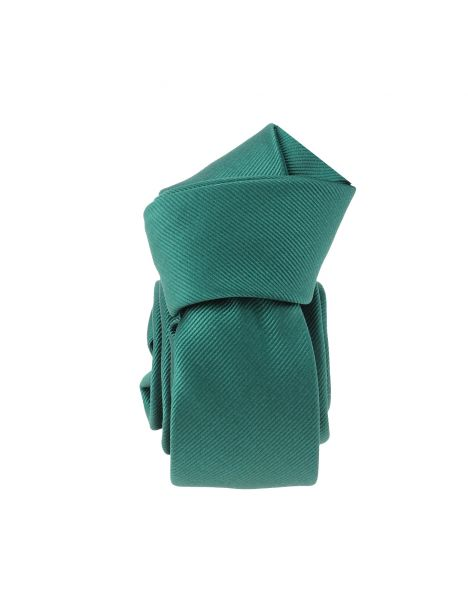Cravate Slim, Birmingham, vert Clj Charles Le Jeune Cravates