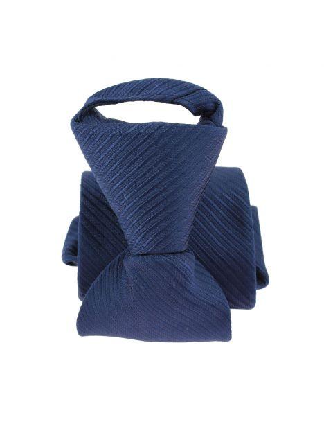 Cravate enfant, Petit Dandy bleu marine Pomme Carré Cravates