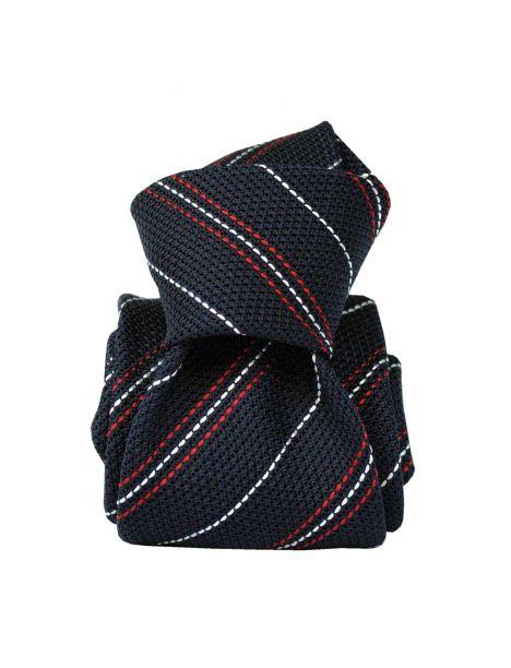 Cravate grenadine de soie, Segni & Disegni, Daytona 2 Segni et Disegni Cravates