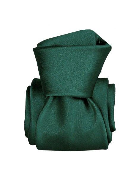 Cravate Classique Segni Disegni, Satin Vert Segni et Disegni Cravates