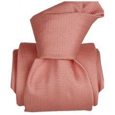 Cravate Classique Segni Disegni pure soie, Lazio, rose