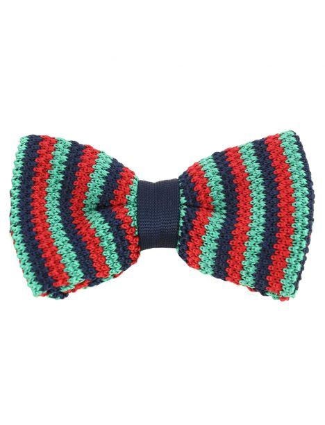 Noeud papillon tricot Princeton Clj Charles Le Jeune Noeud Papillon