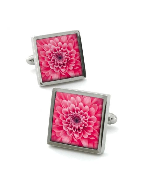 Boutons de manchette, Chrysanthemum Rose