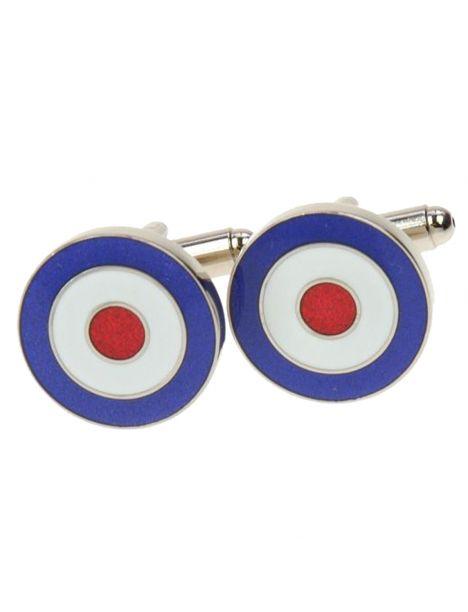 Boutons de manchette, Royal Air Force