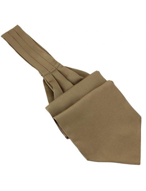 Cravate Ascot en soie, Duna, Fait à la main Tony & Paul Cravates