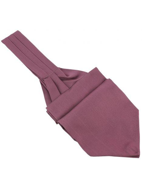 Cravate Ascot en soie, Melanconia, Fait à la main Tony & Paul Cravates