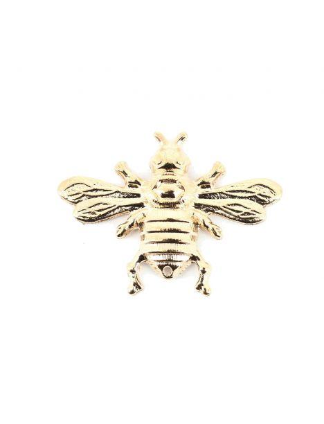 Boutonnière abeille dorée Tony & Paul Boutonnières
