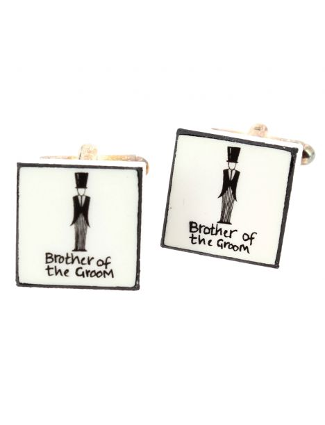 Boutons de manchette, Brother of the groom, Mariage