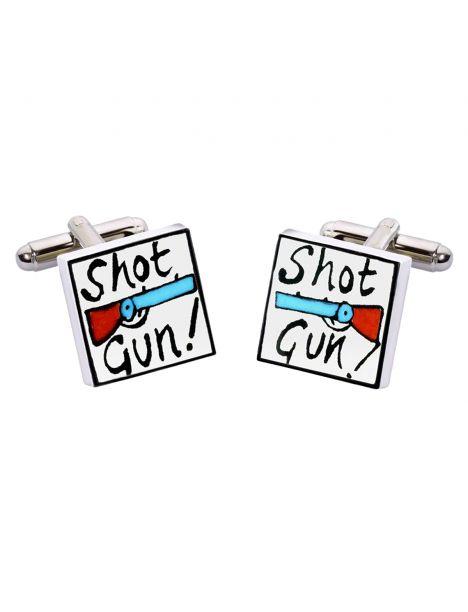 Boutons de manchette, Shot Gun