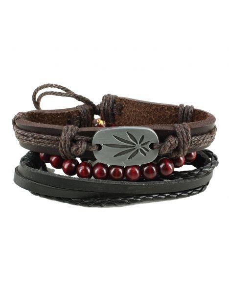 Bracelet Tribue Osages Clj Charles Le Jeune Bracelets Homme