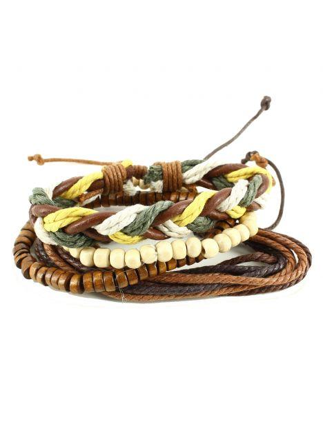 Bracelet Tribue Seminole Clj Charles Le Jeune Bracelets Homme
