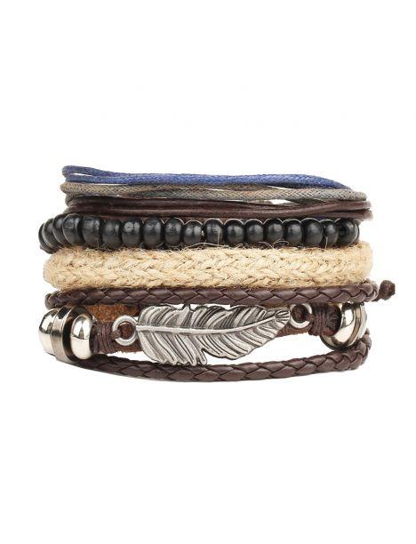 Bracelet Tribue Sioux Clj Charles Le Jeune Bracelets Homme