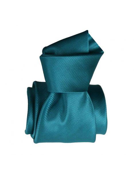 Cravate CLJ, Calvi, Bleu Turquoise Clj Charles Le Jeune Cravates