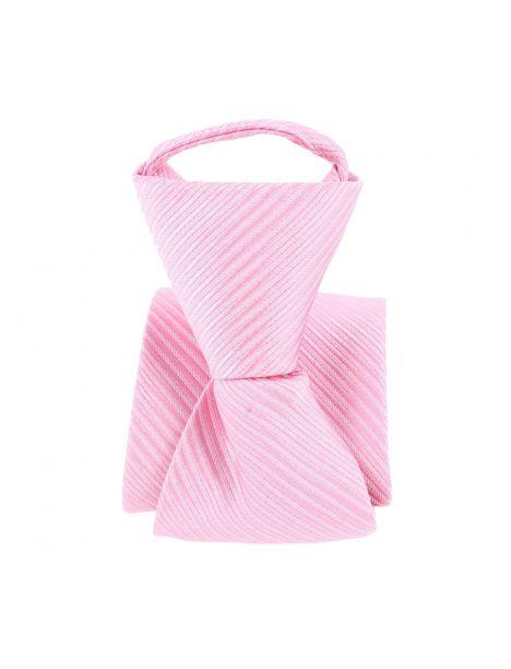 Cravate enfant, Petit Dandy rose Pomme Carré Cravates