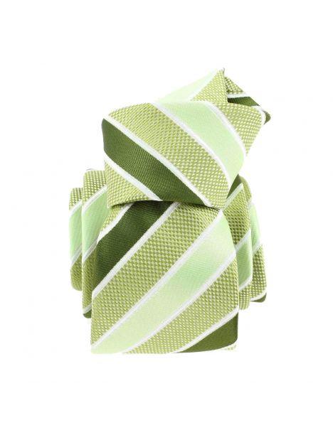 Cravate, Via Boschetto, Vert Clj Charles Le Jeune Cravates
