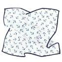 Pochette de costume, Ancres blanches