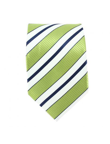 Cravate club verte Clj Charles Le Jeune Cravates