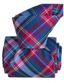 Cravate Classique Segni Disegni, Scotland, Carreaux Segni et Disegni Cravates