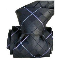 Cravate Classique Segni Disegni, Liverpool, Carreaux