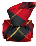 Cravate Classique Segni Disegni, Belfast, Carreaux Segni et Disegni Cravates