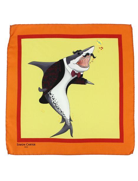 Pochette Simon Carter, Monsieur Requin