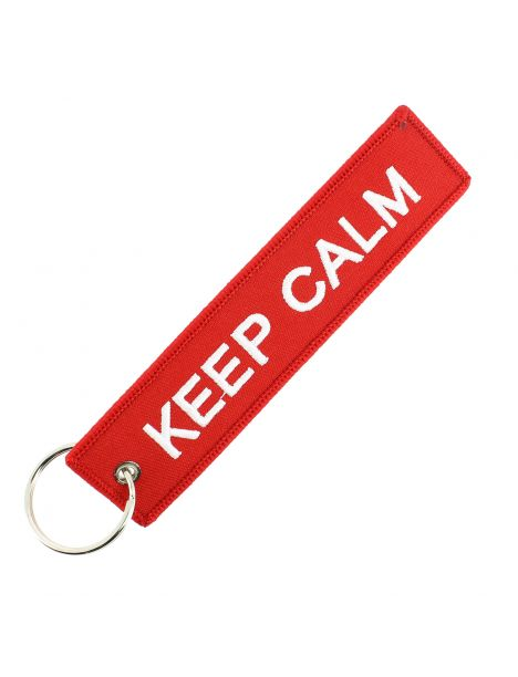 Porte clés KEEP CALM