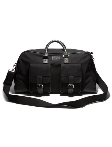 Sac homme, SIMON CARTER, Leonards weekend Black Simon Carter Sac de voyage