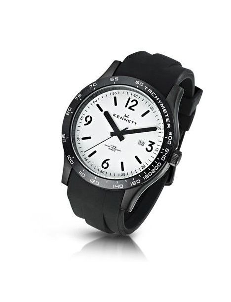 Montre, Kennett Altitude Watch - White and black Kennett Montres