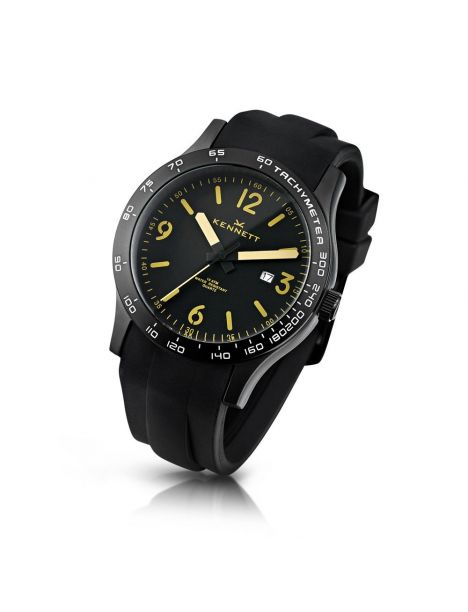 Montre, Kennett Altitude Watch - black and coffee Kennett Montres