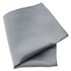 Pochette CLJ Royan, gris argent