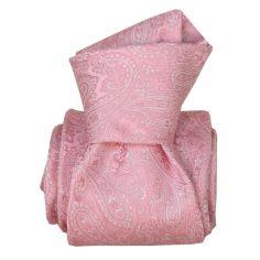 Cravate Classique Segni Disegni, Denver Rose