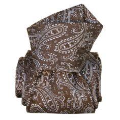 Cravate Classique Segni Disegni, Denver Bleu