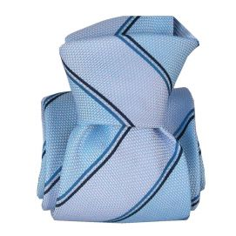 Cravate Classique Segni Disegni, Naval Bleu