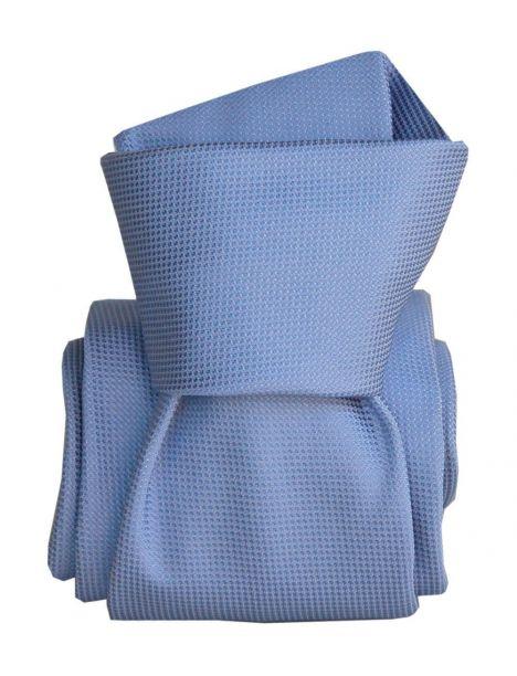 Cravate Classique Segni Disegni, Luiji Bleu Segni et Disegni Cravates