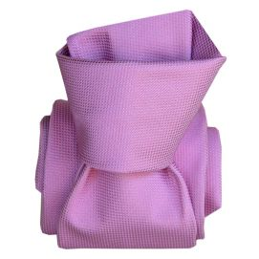 Cravate Classique Segni Disegni, Luiji Mauve
