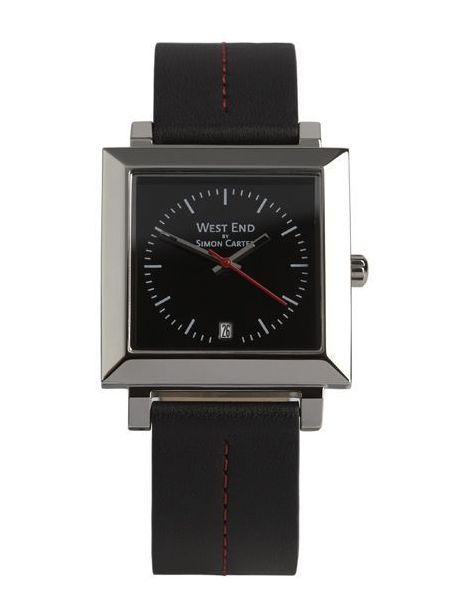 Montre Simon Carter, West End, WE203 Noir Simon Carter Montres
