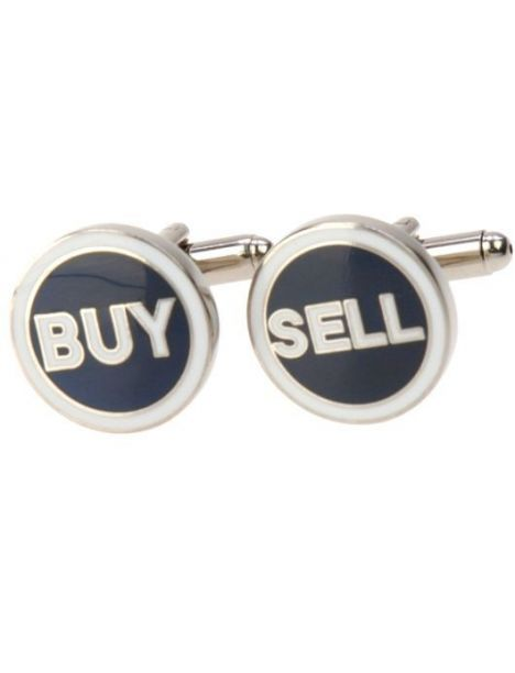 Boutons de manchette, Buy Sell Simon Carter Bouton de manchette
