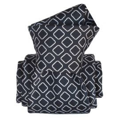 Cravate Segni Disegni LUXE, Faite main, Aramis Marine