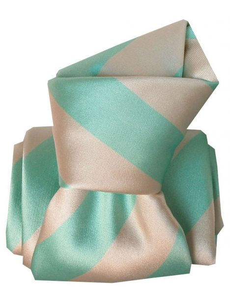 Cravate Segni Disegni LUXE, Faite main, Club Verte Segni et Disegni Cravates