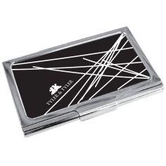 Porte cartes de visite T&T, Diffusion Black Tyler & Tyler Porte cartes de visite