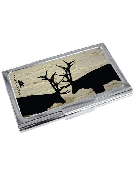 Porte cartes de visite T&T, Rut White Tyler & Tyler Porte cartes de visite