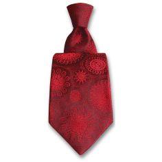 Cravate Robert Charles Astoria rouge Robert Charles Cravates