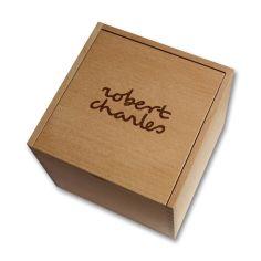 Cravate Robert Charles Astoria-Silver