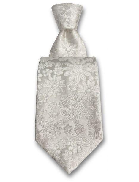 Cravate Robert Charles Pisa ivoire Robert Charles Cravates