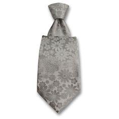 Cravate Robert Charles Pisa-Silver