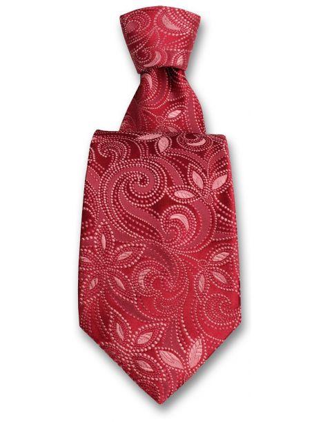 Cravate Robert Charles Victoria rose Robert Charles Cravates